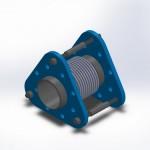 553 series (standard) weld end pump connectors