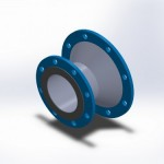 Type 912 Floating Flange x Cone Increasing Fixed Flange