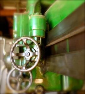 Expansion joint machine shop