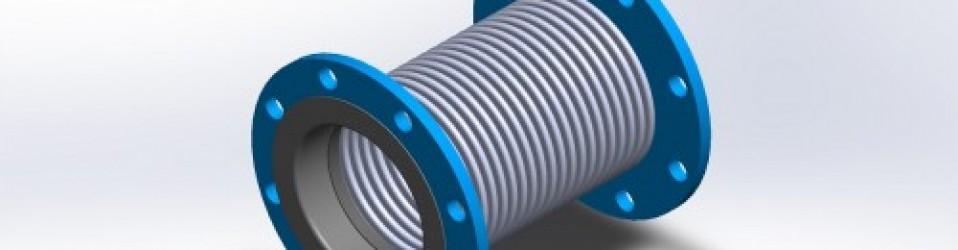 exhaust flex connectors
