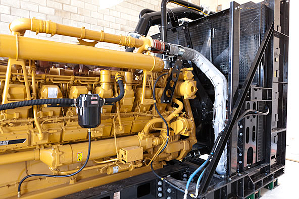 Power Generation Radiator Tubes And Water Manifolds Dme